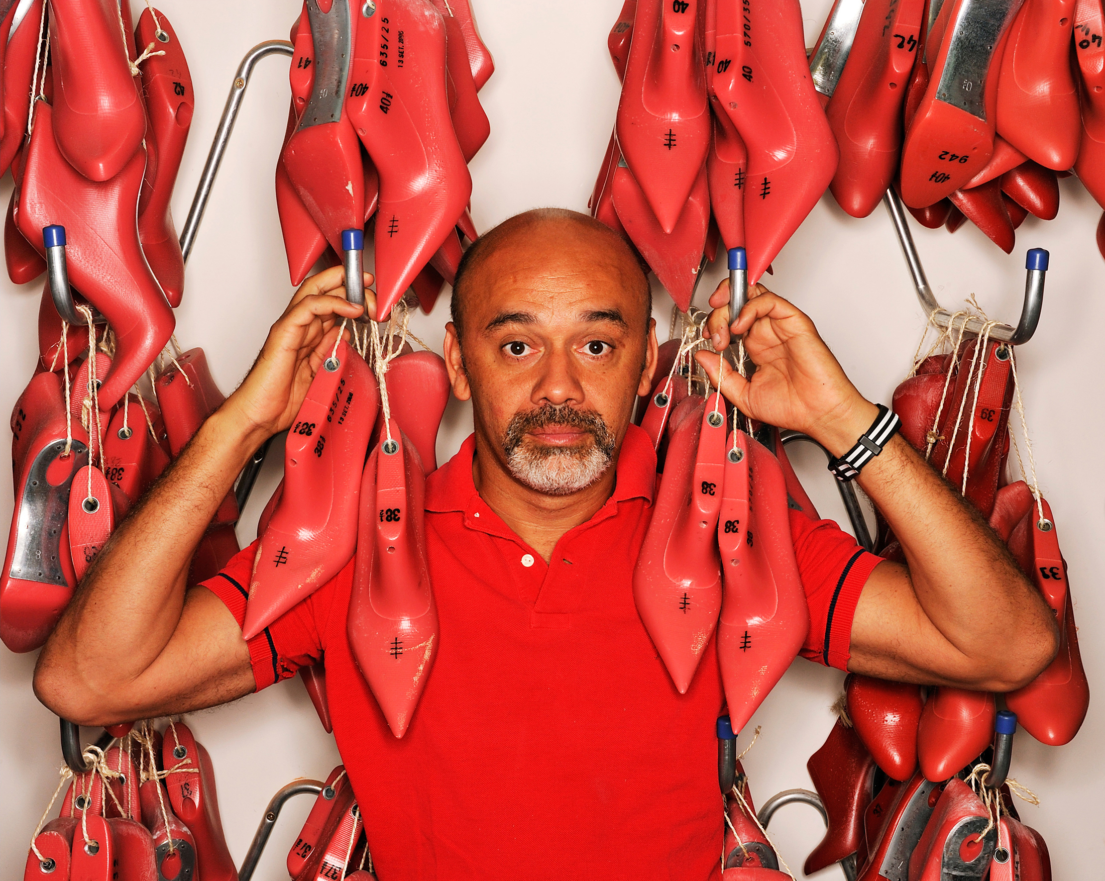 bf13bac27a49 The Man Behind the Red Soles  Christian Louboutin