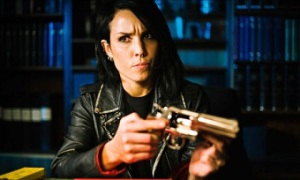 The Girl with the Dragon Tattoo's Lisabeth Slander (Noomi Rapace in the original Swedish version picture above) is probably one of the few female characters who don't fit the typical beauty standards, but still manages to be an unforgettable and popular character. Photo credit: Allstar/Nordisk Film.