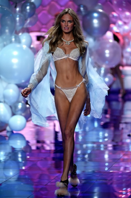 Photo Credit: Victoria's Secret Fashion Show (2 Dec 2014, London) Runway