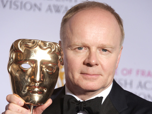 Jason Witkins is BAFTA TV 2015's Leading Actor. Photo Credit: Getty Images.