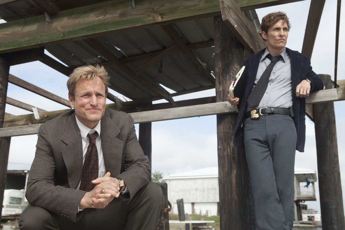 True Detective is BAFTA TV 2015's best International series. Photo Credit: HBO.