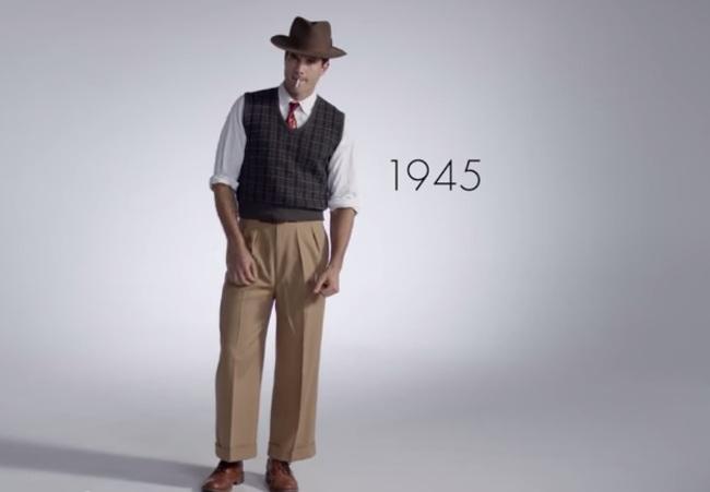 1945 fashion trend - Mode Studios