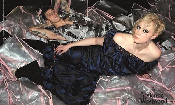 Gwendoline Christie- Vivienne Westwood