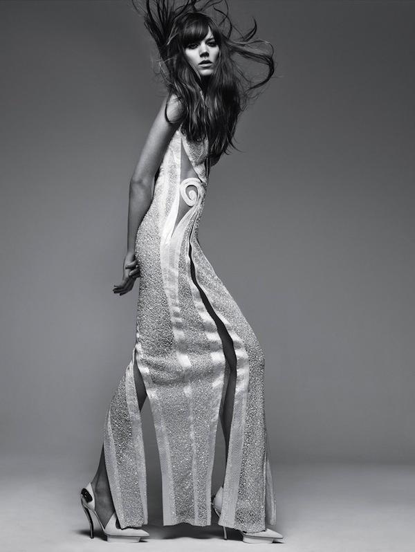 Freja Beha Erichsen-Vogue China