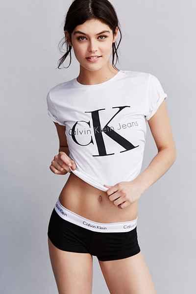 Calvin Klein seamless boyshorts – Urban Outfitters