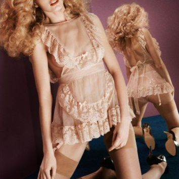 Babydoll slip by Agent Provocateur