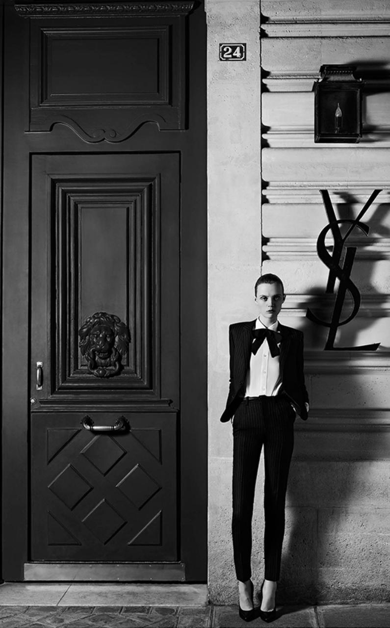 Yves Saint Laurent Archives - FIB | FIB