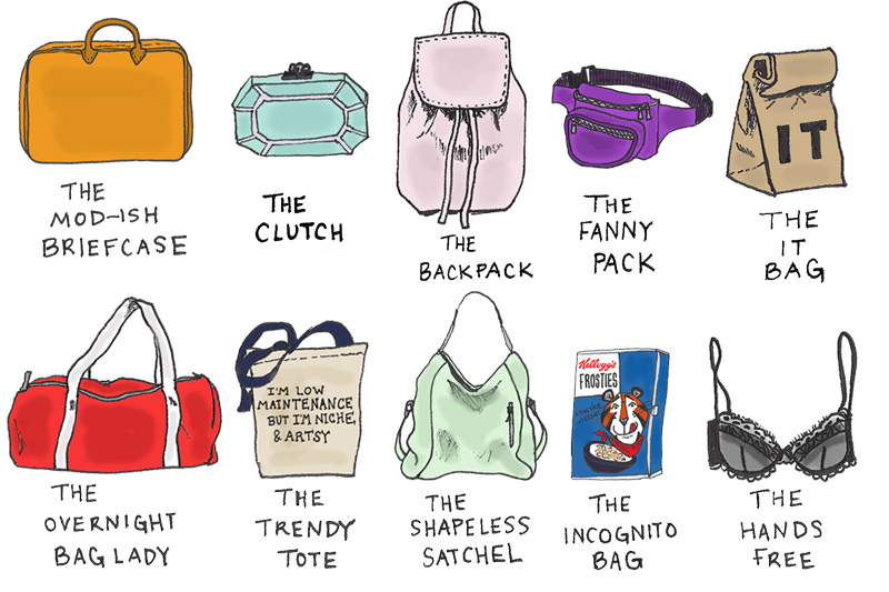 What Your Bag Says About You Feature Image