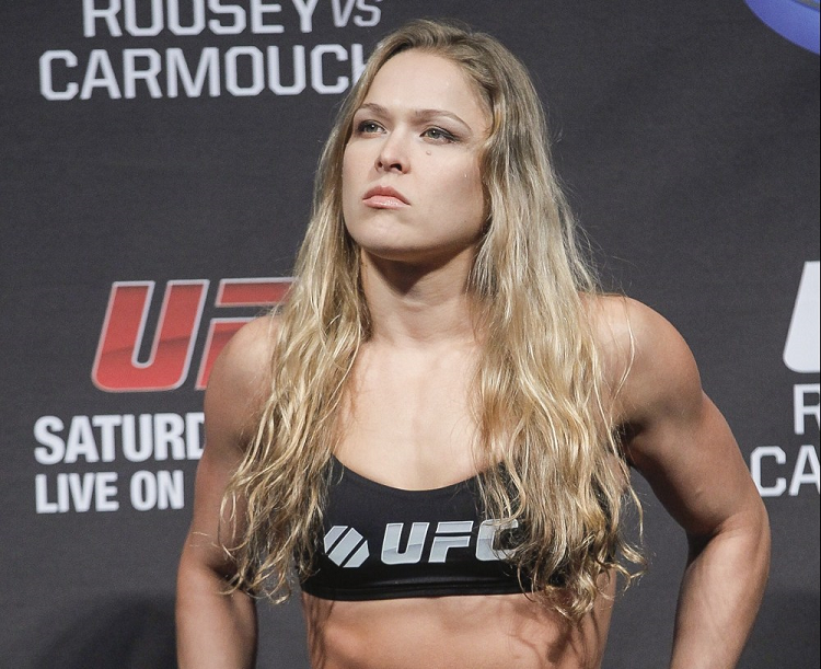 tough rousey