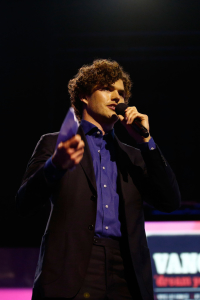 Vance Joy won the ARIA Award for 'Best Male Artist'. Photo Credit: Getty  Images
