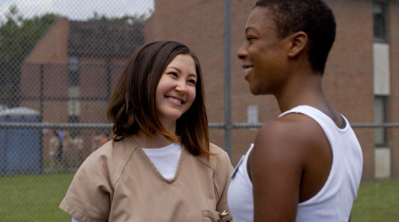 Writer of oitnb dating poussey love