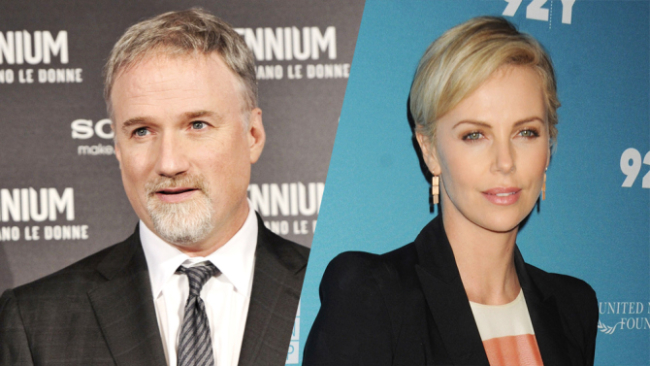 David Fincher set to collaborate with Charlize Theron in new Netflix series. Credit: variety.com