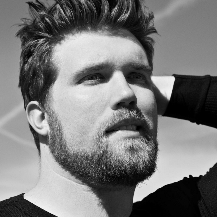 Photo: 'Zach Miko' via instagram @imgmodels