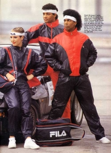 Tracksuits, Photo Credit: Getty Images