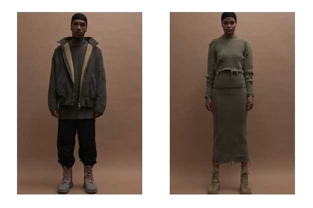Yeezy Season 3 Collection LookBook – Photo Credit: HighSnobiety