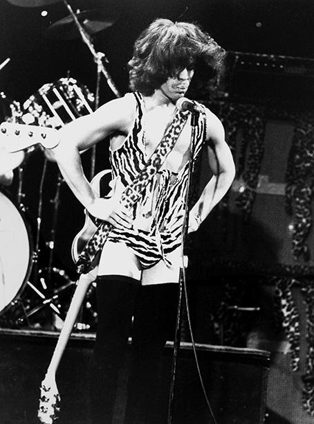 Prince 1980. Image Credit: Chris Walter/WireImage