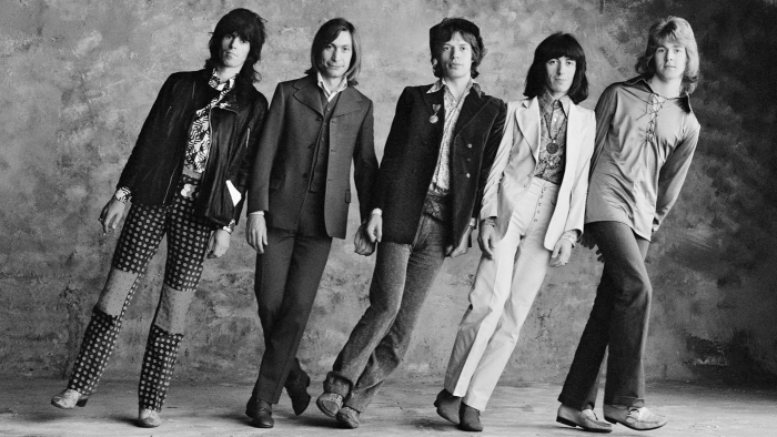 The Rolling Stones in earlier days. Image Credit: Rolling Stone