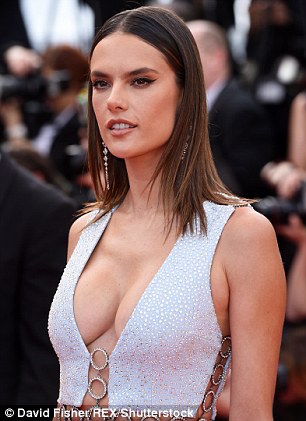 Alessandra Ambrosio is signed to one of the accused Modelling Agencies. Photo Credit: David Fisher/Rex/Shutterstock