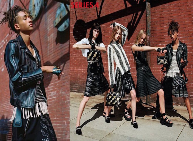 Jaden Smith in LV 2016 Collection. Photo Cred- asx.com
