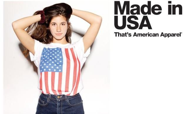 American Apparel - Made In Campaign