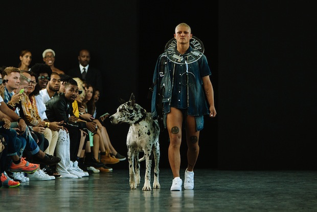 An image from a previous HBA runway show.