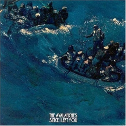 The Avalanches 2000 Album Since I Left You. Photo Credit: Amazon