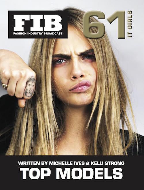 Top Models - It Girl Cover copy
