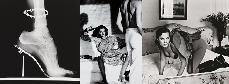 Iconic Images Photographer Helmut Newton
