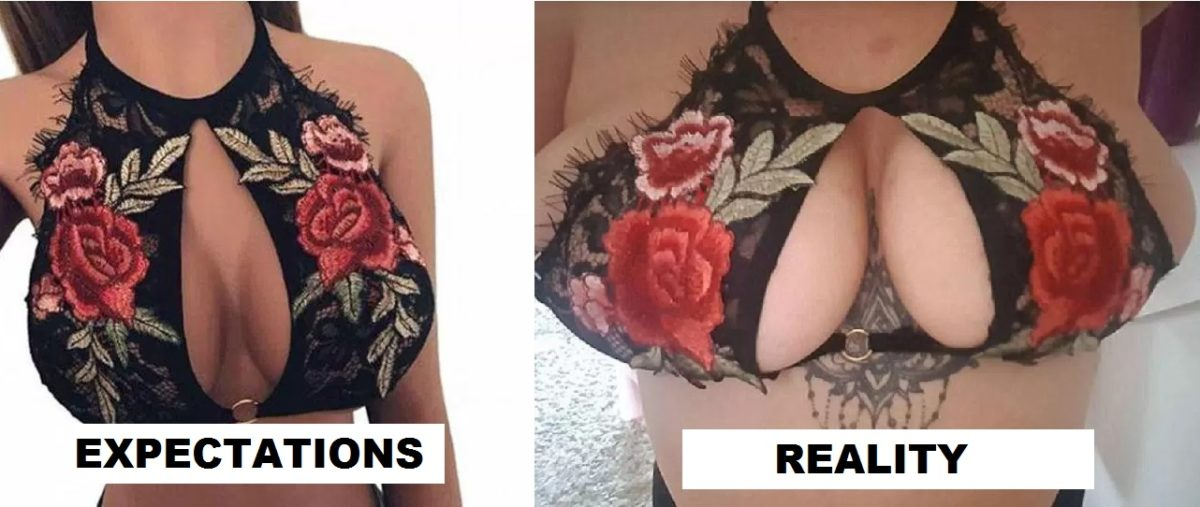 Amazon Adds A Lace Bralette To The Online Legacy Of E Shopping Fails