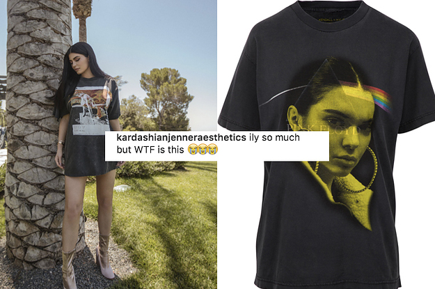 Get a better pr manager kendall kylie brand in yet for Kendall and kylie vintage t shirts