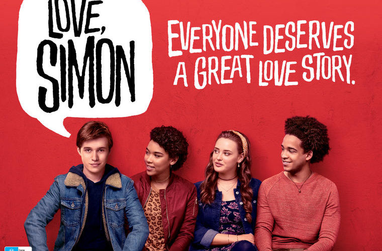Love, Simon, Homosexuality films, Coming of age films, Love