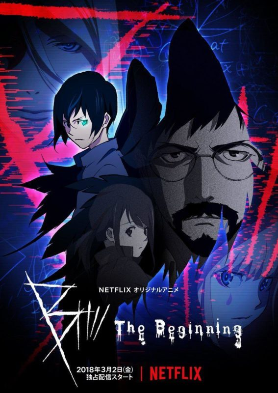 Anime, FIB, Top Netflix picks, mystery anime, B: the beginning