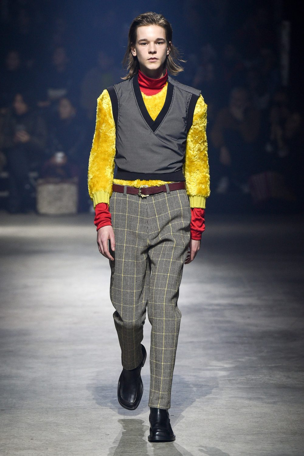 2cff116fd2 Even his successors, Leon and Kim, owe a substantial debt to the man whose  vibrancy and eclecticism changed the way the youth perceived high fashion.