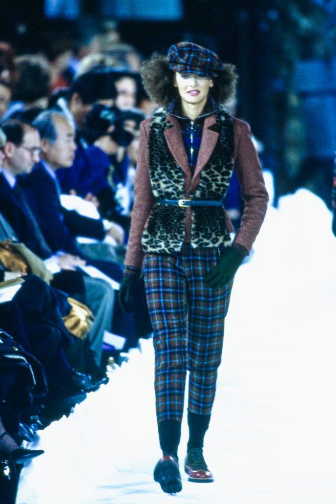 98f2149ed1 Archived Kenzo Takada Looks. Photo Credit: Vogue