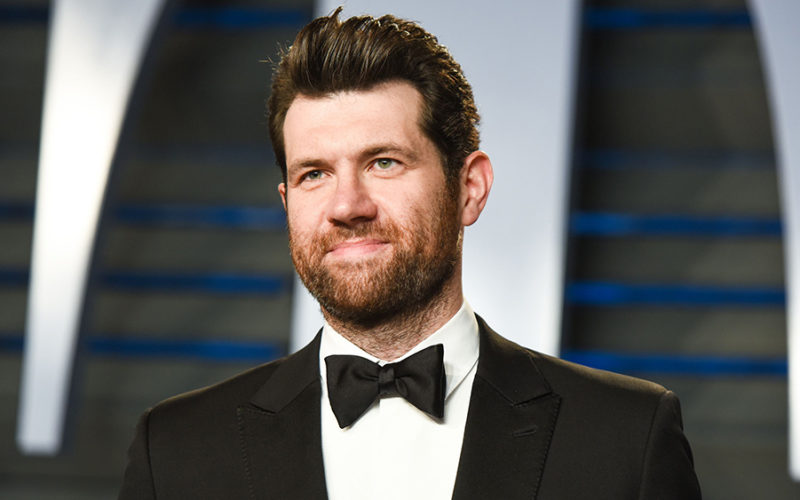 Mandatory Credit: Photo by Owen Kolasinski/BFA/REX/Shutterstock (9449143ci) Billy Eichner Vanity Fair Oscar Party, Arrivals, Los Angeles, USA - 04 Mar 2018