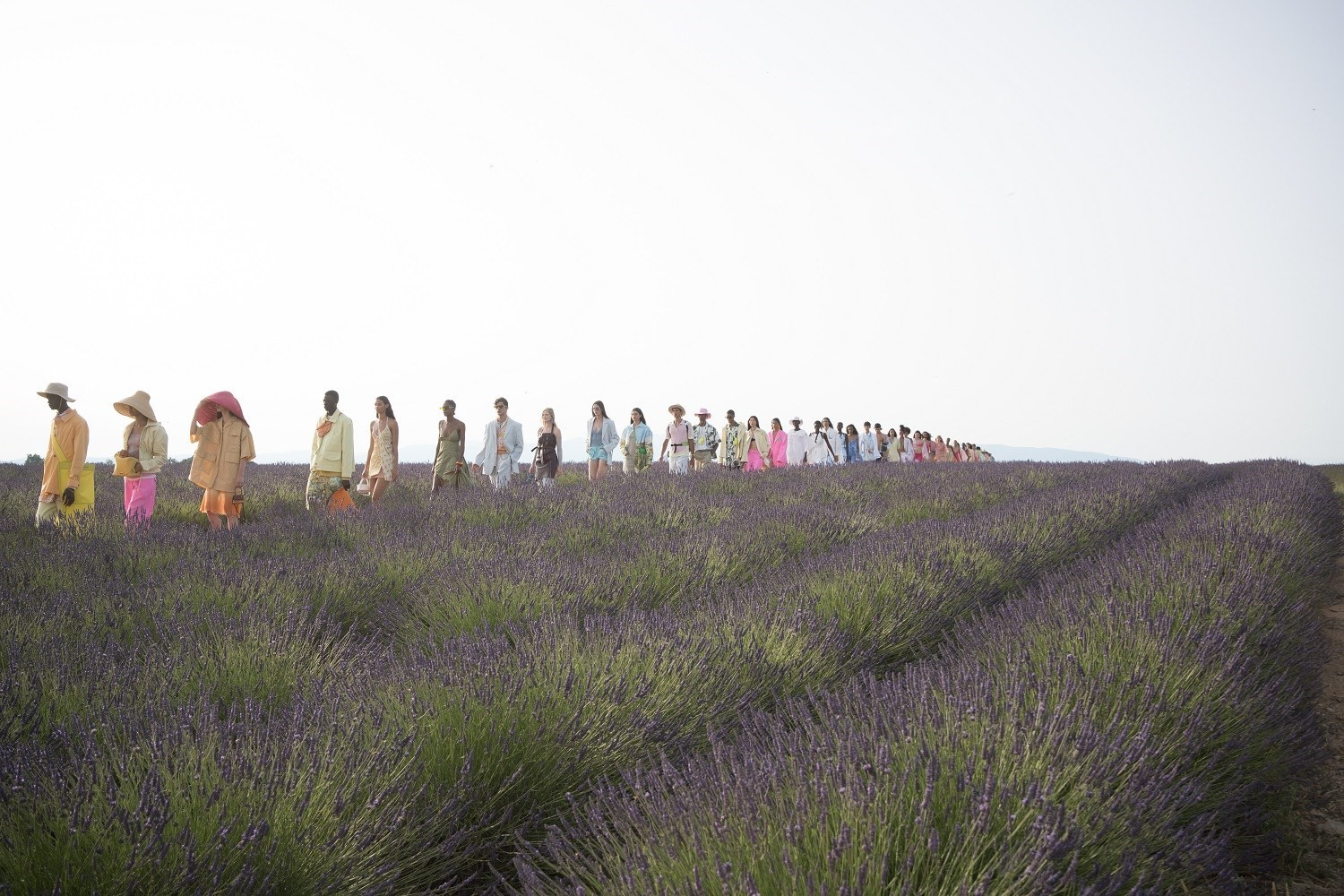 Photo credit: Gael Sillère – ENSP, Arles, Courtesy of Jacquemus
