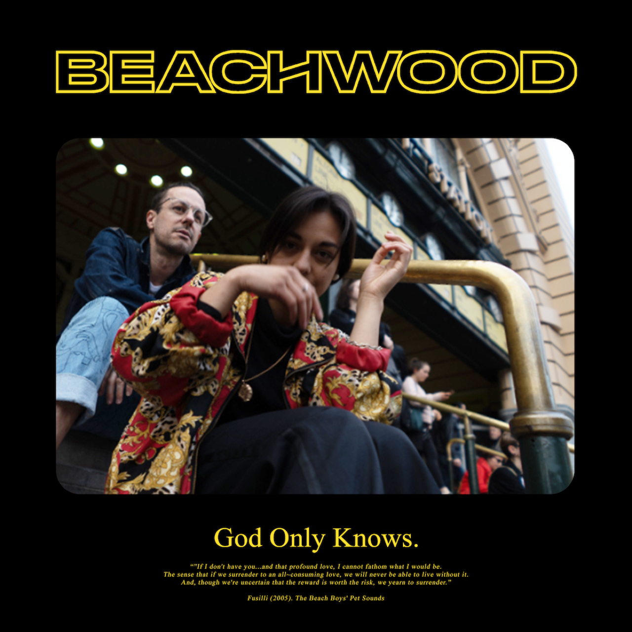 god only knows beach boys