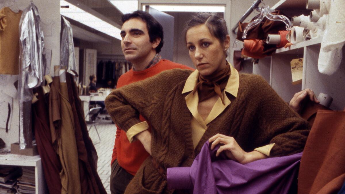 Donna Karan American Fashion Fib Designer Fashion Guides Fib