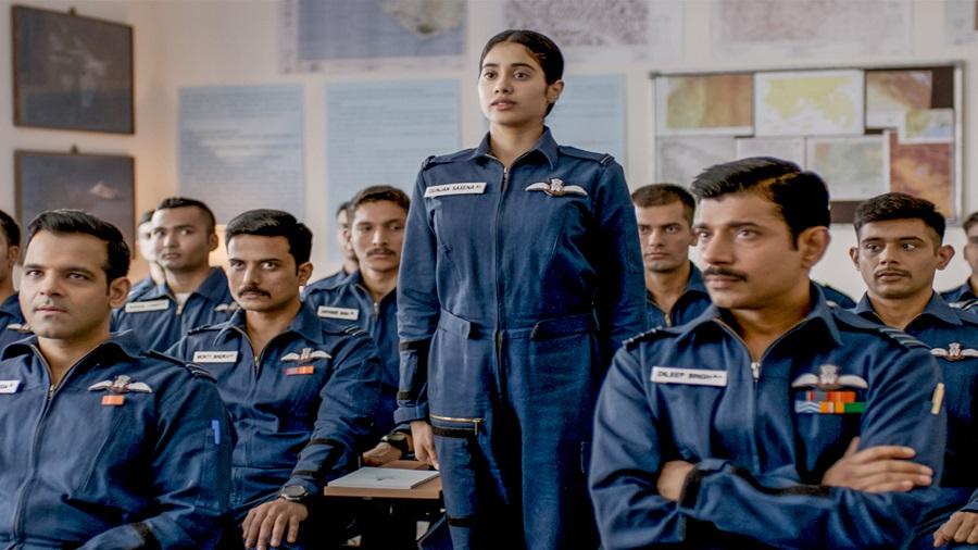Why The Bollywood Film Gunjan Saxena The Kargil Girl Missed The Mark For Women Empowerment Fib