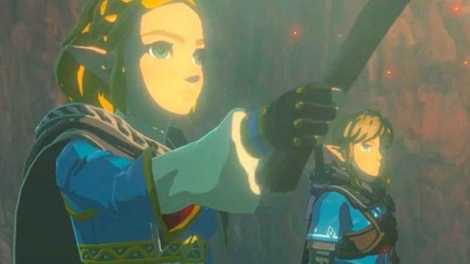 Nintendo Has Announced New Switch Game Hyrule Warriors Age Of Calamity Sequel To Breath Of The Wild Fib