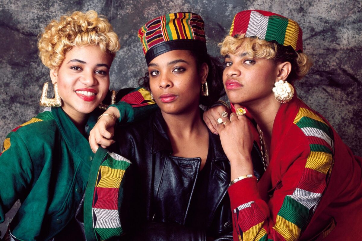 Salt-N-Pepa. Photo credit: People Magazine.